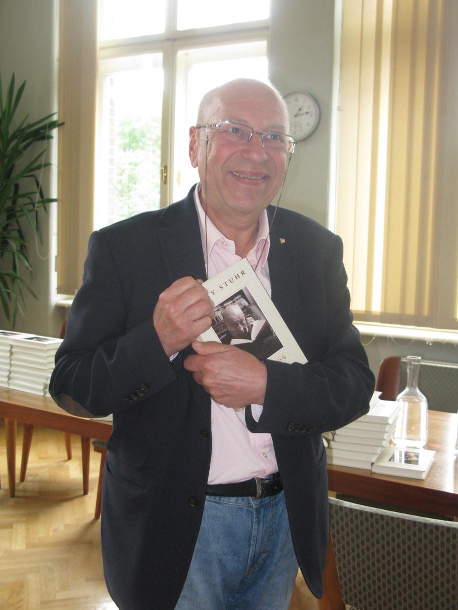 Jerzy Stuhr /Grzegorz Jasiński /RMF FM