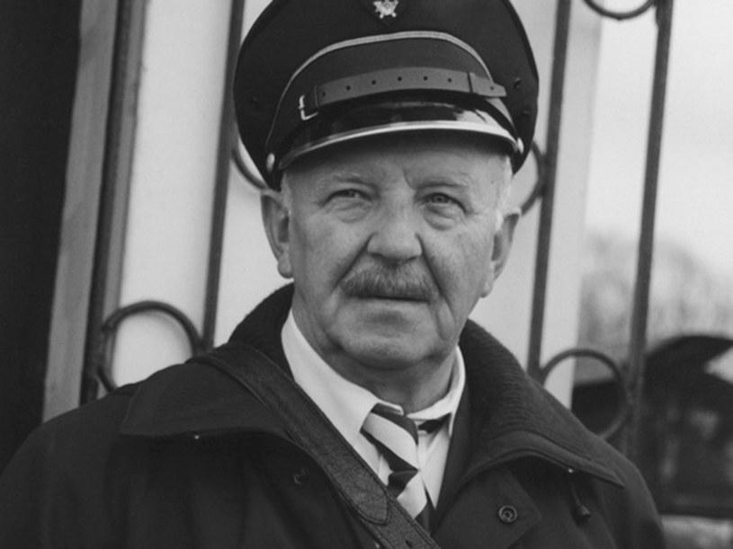 Jerzy Turek jako listonosz Józef. /Mikulski /AKPA