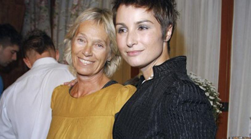 Joanna Brodzik i Małgorzata Braunek zaprzyjaźniły się dzięki wspólnej pracy /Engelbrecht /AKPA