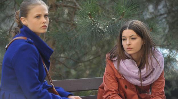 Joanna i Ola przypadną sobie do gustu. Postanowią, że nie będą rywalizowały o względy Zduńskiego. /Agencja W. Impact