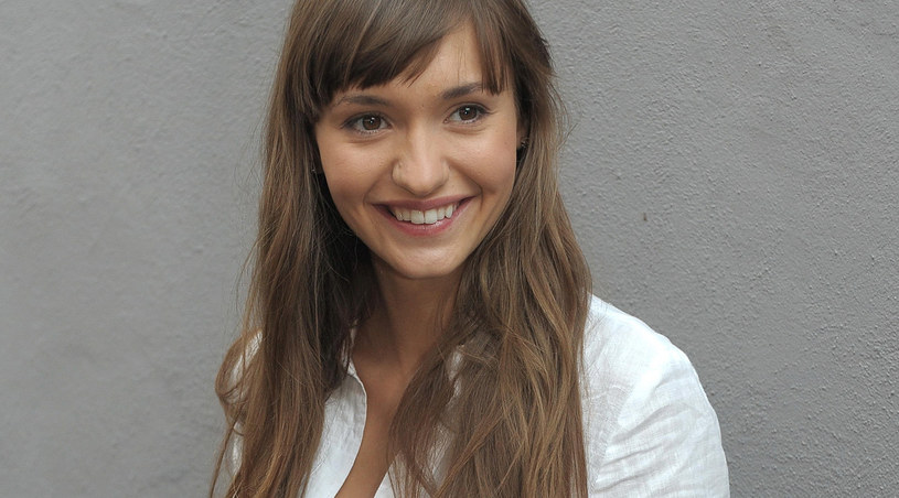 Joanna Osyda bardzo cieszy się z nominacji /Agencja W. Impact