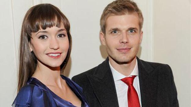 Joanna Osyda i Tomasz Ciachorowski /Agencja W. Impact