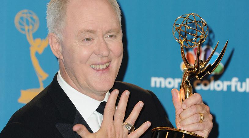 """John Lithgow otrzymał Emmy za rolę w serialu """"Dexter"""" /AFP"""