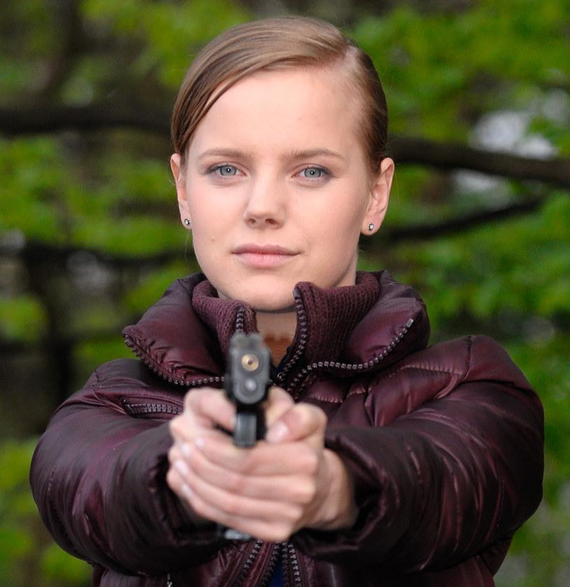 """Justyna Schneider w """"Nowej"""" /Agencja W. Impact"""