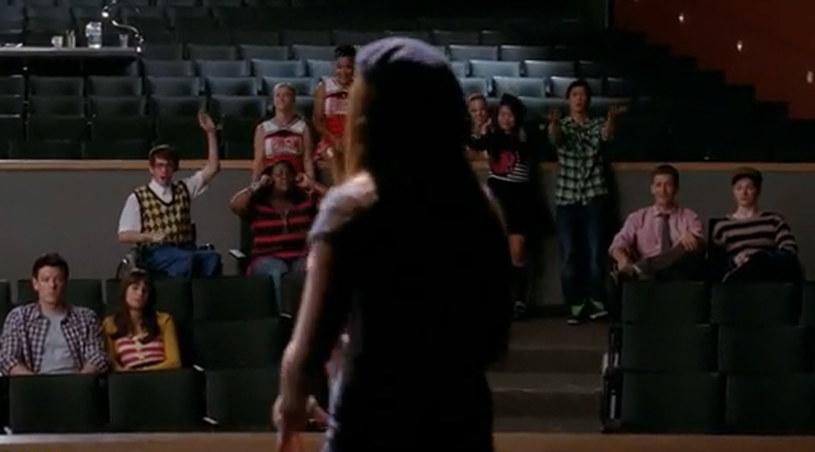 """Kadr z serialu """"Glee"""" /YouTube"""