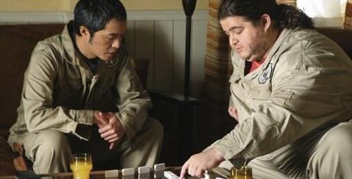 "Kadr z serialu ""Lost: Zagubieni"" /AXN"