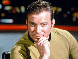 Kapitan James T. Kirk, grany przez Williama Shatnera /Paramount Pictures /