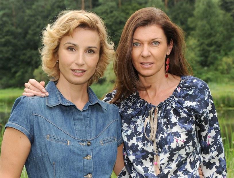 Katarzyna Kalicińska (z prawej) zamierza być posłem /Agencja W. Impact
