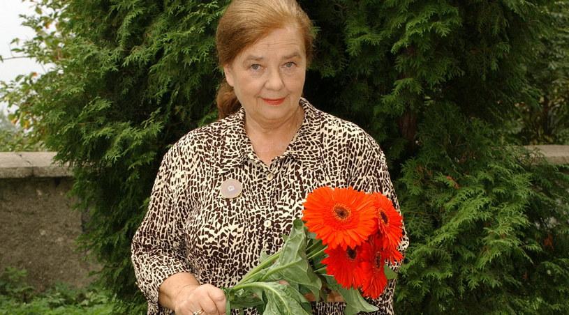 Katarzyna Łaniewska czuje się nieszczęśliwa, kiedy nie pracuje /Agencja W. Impact