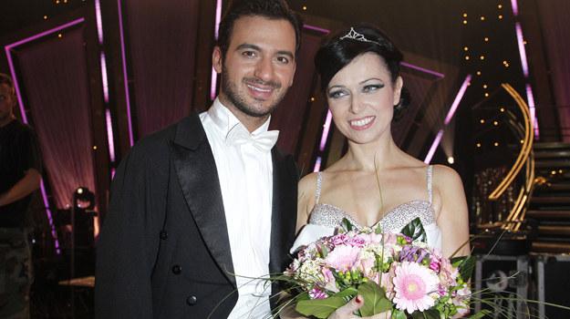 Katarzyna Pakosińska i Stefano Terrazzino