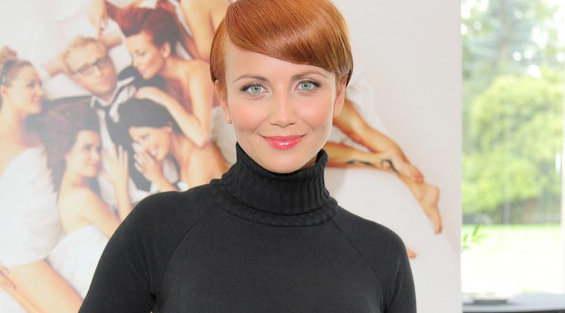 Katarzyna Zielińska ma dużo pracy pod koniec roku /Agencja W. Impact
