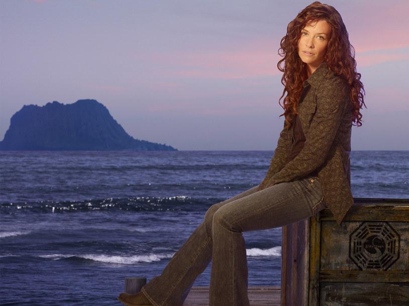 Kate na wyspie. /AXN