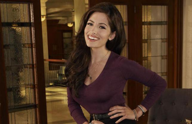 """Kate Reed (Sarah Shahi) w serialu """"Paragraf Kate"""" /materiały prasowe"""