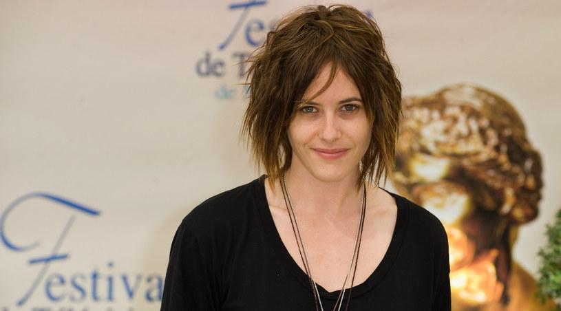 Katherine Moennig na festiwalu w Monte Carlo /Pascal Le Segretain /Getty Images/Flash Press Media