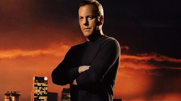 Kiefer Sutherland jako Jack Bauer /materiały prasowe