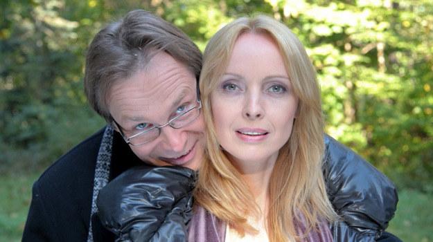Kinga (Katarzyna Tlałka) i Oskar (Piotr Seweryński) /Agencja W. Impact