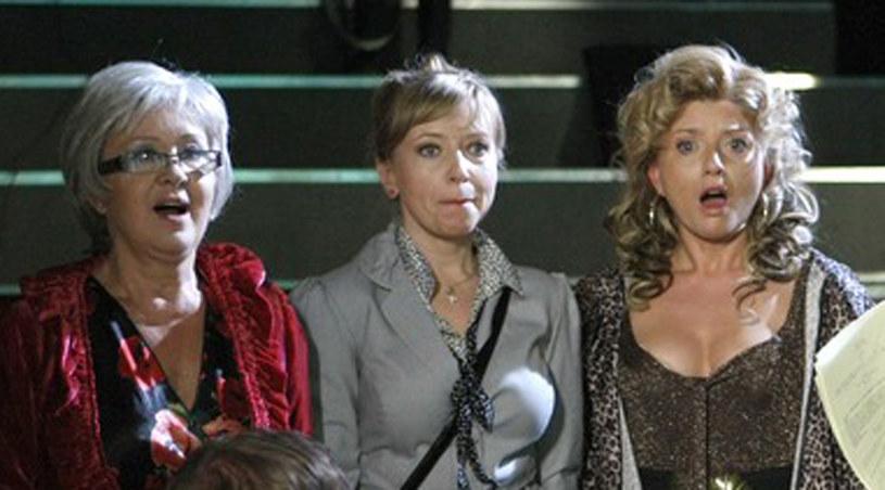 Kobiece bohaterki mogą być mocną stroną serialu /Engelbrecht /AKPA