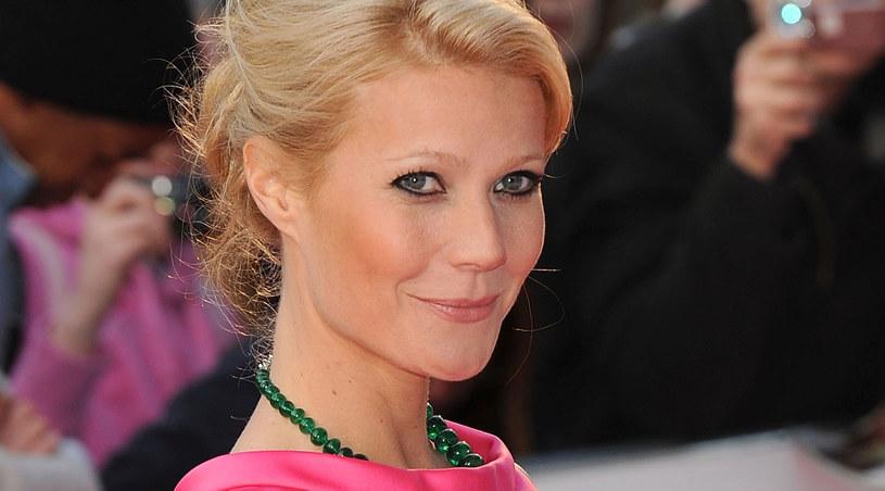 """Kolejna celebrytka w obsadzie """"Glee"""" - Gwyneth Paltrow /Gareth Cattermole /Getty Images/Flash Press Media"""