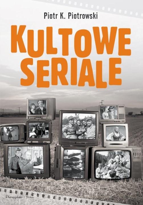 """""""Kultowe seriale"""" /Agencja W. Impact"""