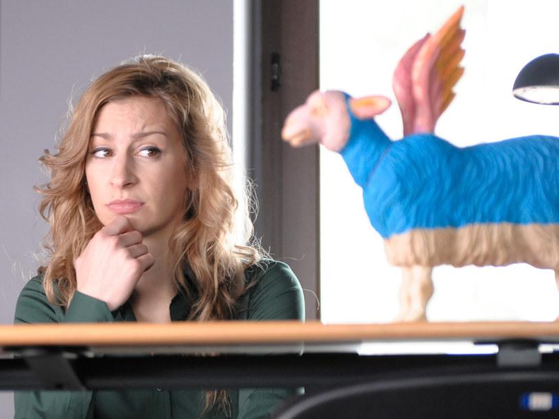 Liczymy, że sympatyczna aktorka znów na stałe zagości w naszych telewizorach /Agencja W. Impact