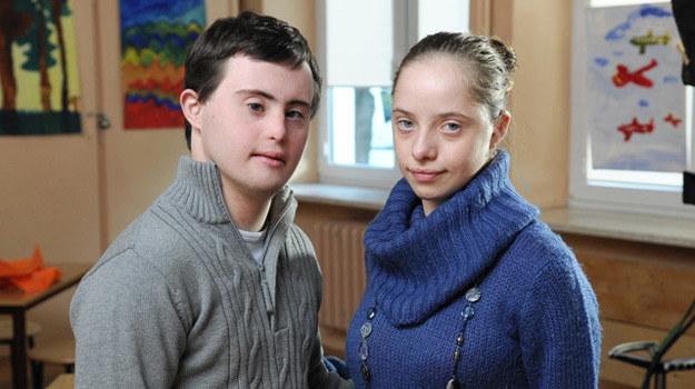 Maciek (Piotr Swend) i Martyna (Natalia Antoszczak) /Agencja W. Impact