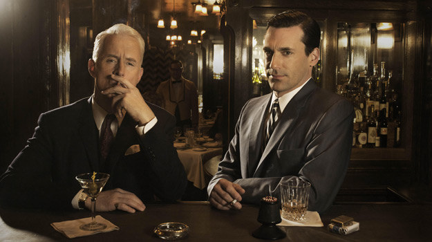 """Mad Men"" czyli faceci z Madison Avenue /FOX"