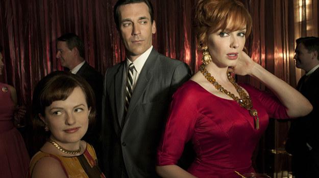 """""""Mad Men"""" to jedna z produkcji AMC, która zdobywa Emmy rok w rok /AMC /"""