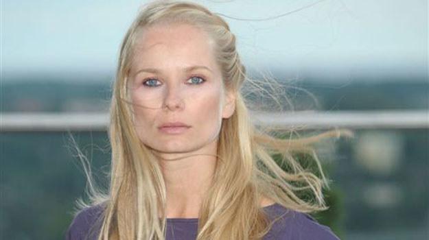Magda Cielecka dzięki szalonym pomysłom swojego starszego brata do tej pory ma wgłebienie w czaszce /Agencja W. Impact