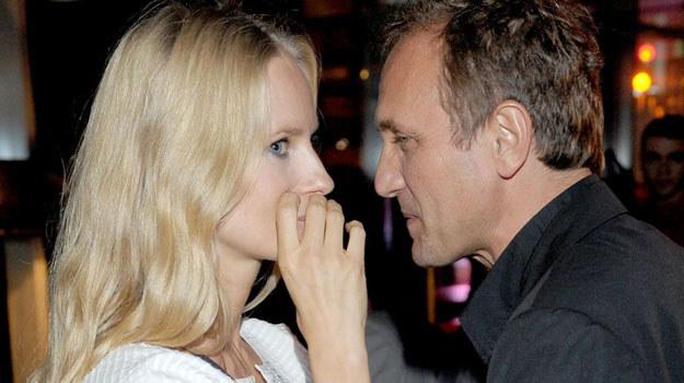 Magda i Andrzej ostatnio znów bardzo często widywani są razem. Czy to znaczy, że postanowili jednak spróbować znowu żyć we dwoje? /Agencja W. Impact