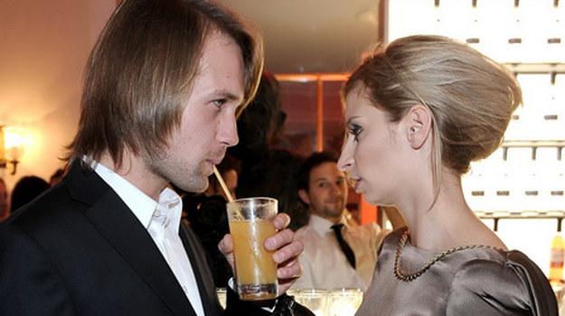 Magda Schejbal i Sławomir Zięba-Drzymalski /Agencja W. Impact