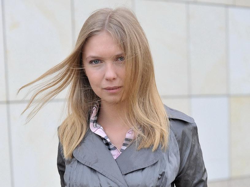 Magdalena Górska pracowała ostatnio u naszych wschodnich sąsiadów /Agencja W. Impact