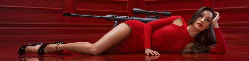 Maggie Q jako Nikita /CW /materiały prasowe