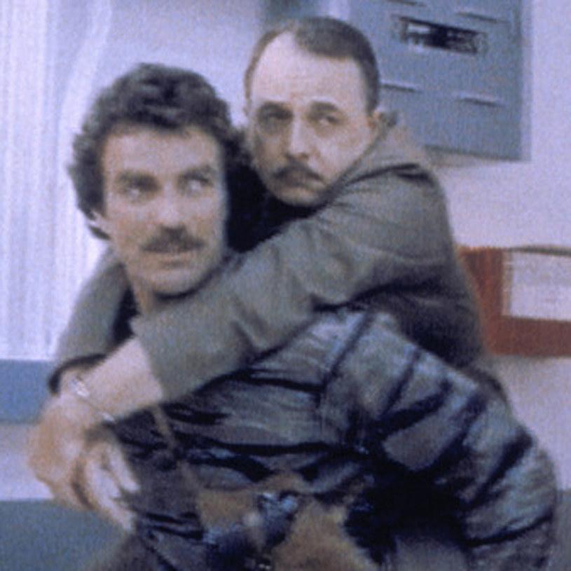 Magnum z Higginsem na plecach /AKPA