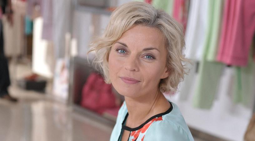 Małgorzata Foremniak spędza na planie po 12 godzin /Agencja W. Impact