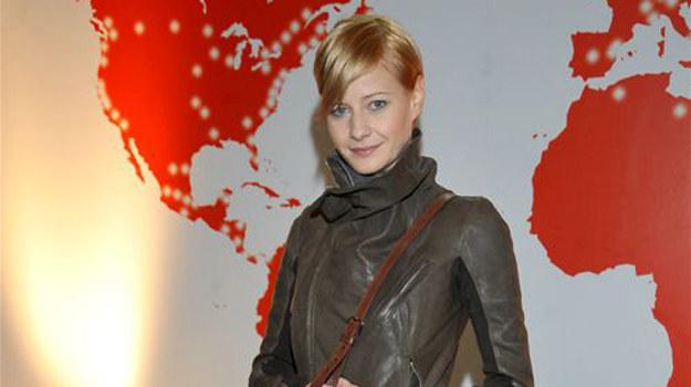 Małgorzata Kożuchowska w lipcu żegna się z postacią Hanki Mostowiak /Agencja W. Impact
