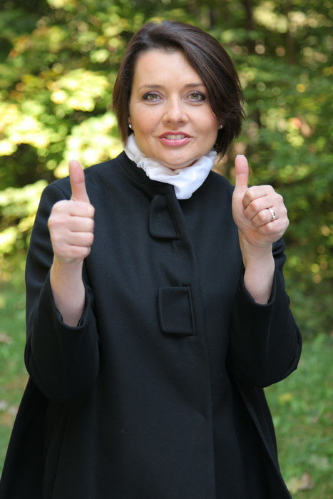 Małgorzata Ostrowska-Królikowska /Agencja W. Impact