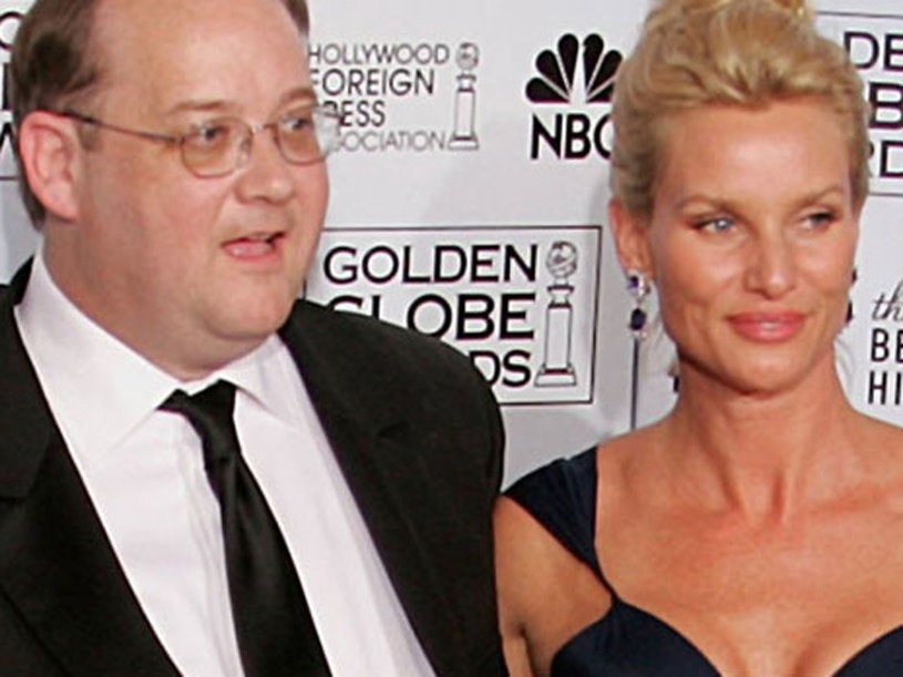 Marc Cherry i Nicolette Sheridan /Kevin Winter /Getty Images/Flash Press Media