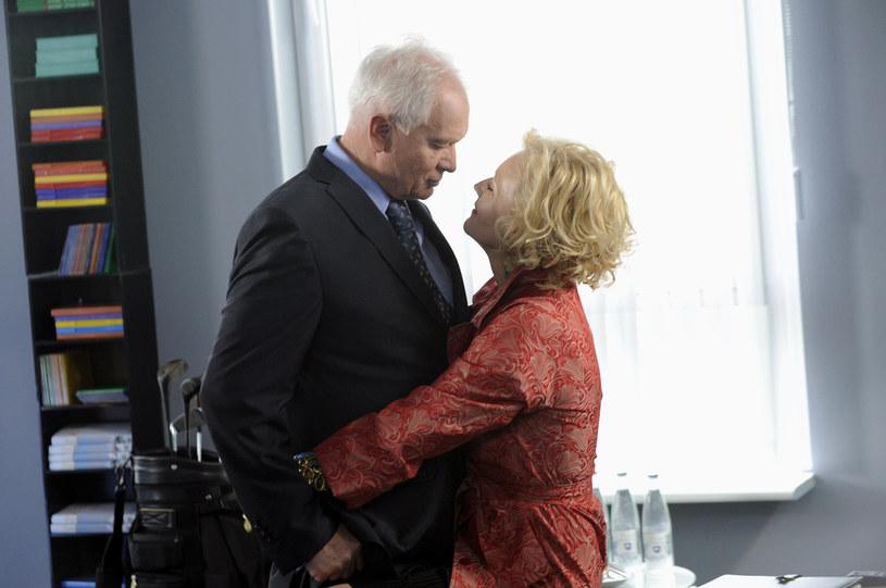 Marek Barbasiewicz i Maria Pakulnis /Mieszko Piętka /AKPA