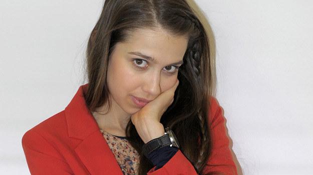 """Maria Semotiuk nie ma chwili przerwy. Teraz pracuje na planie filmu """"In Darkness"""". /Gałązka /AKPA"""