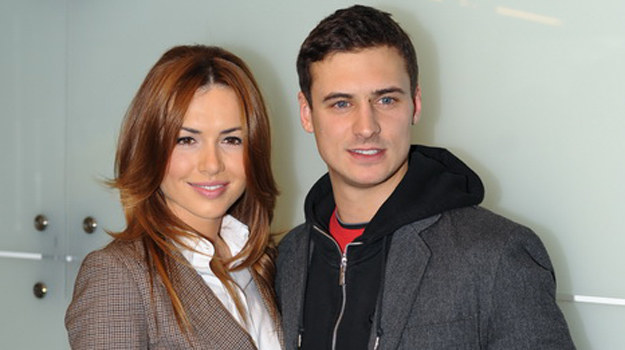 Marta Żmuda Trzebiatowska i Mateusz Damięcki /Agencja W. Impact