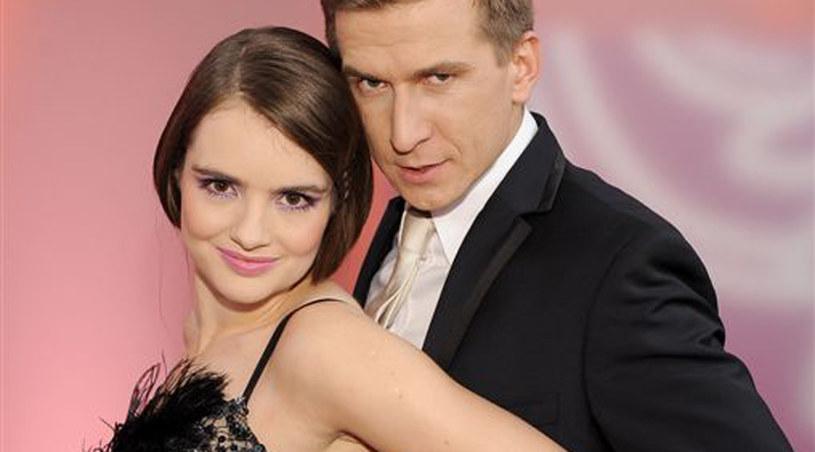 Marysia Niklińska i jej partner Tomasz Barański /Agencja W. Impact