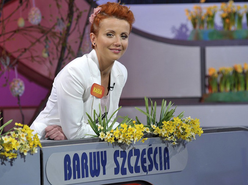 """""""Marzy mi się film, to takie pragnienie na ten rok"""" - wyznaje aktorka /Gałązka /AKPA"""