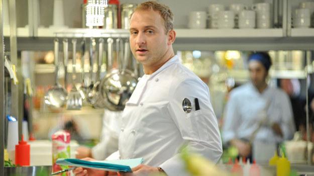 Mężczyźni są lepszymi kucharzami - przekonuje Borys Szyc /materiały prasowe
