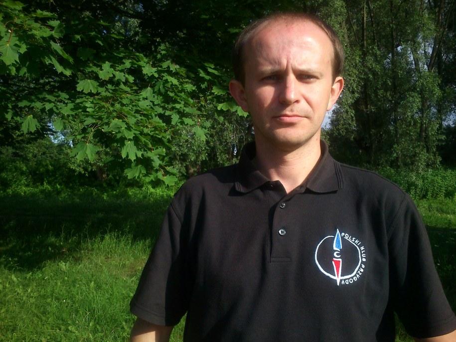 Michał Witkiewicz /Kuba Kaługa /RMF FM