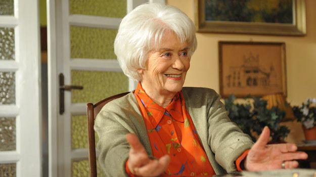Mimo 88 lat Alina Janowska nie zamierza rezygnować z pracy /Agencja W. Impact