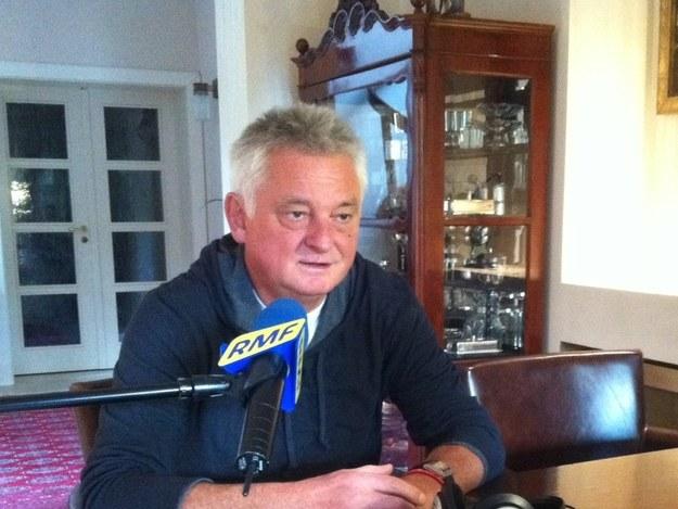 Mirosław Drzewiecki /Michał Dukaczewski /RMF FM