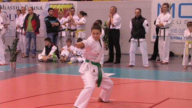 Mistrzostwa Polski OYAMA Karate w Kata odbywają się po raz ósmy /Maciej Grzyb /RMF FM