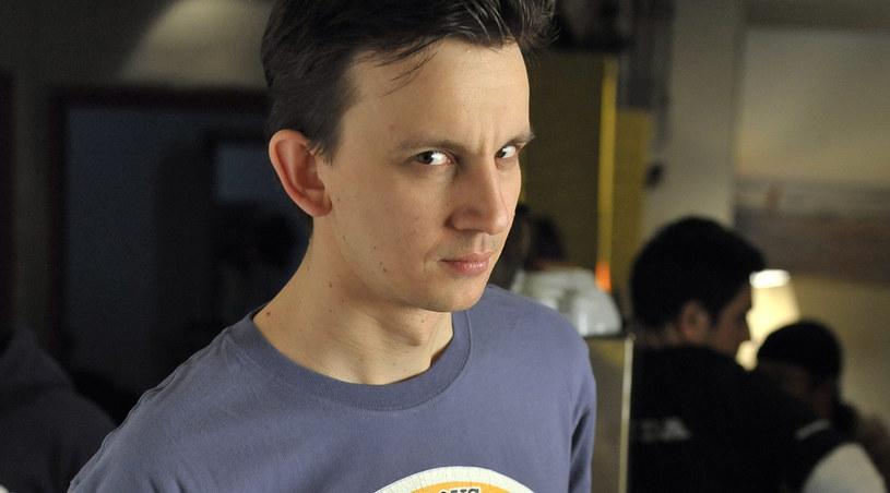 """Modest Ruciński w serialu """"Apetyt na życie"""" /Agencja W. Impact"""