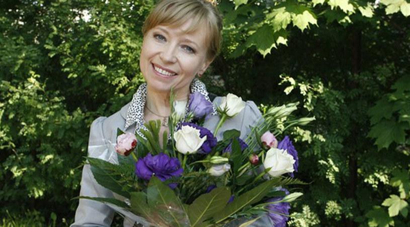 Mój mąż jest moją podręczną encyklopedią - mówi Dorota Segda /Engelbrecht /AKPA