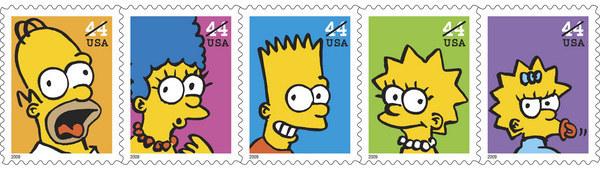 Najbardziej dysfunkcjonalna rodzina na całym świecie znalazła się na... znaczkach pocztowych. /AFP